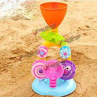 Детские песочные часы-головоломка