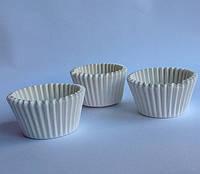 Бумажные формы (тарталетки) для выпечки кексов (11 см), фото 1
