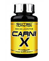 Жиросжигатель Scitec Nutrition Carni-X (60 caps)