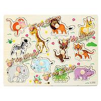 Дети обучающие игрушки животные зоопарков деревянные головоломки дети головоломки настольные