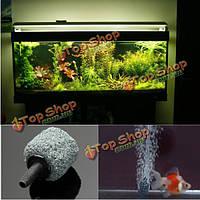 Аквариум гидропоника аэратор воздушный пузырь камень аквариум