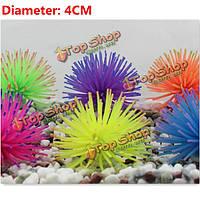 Высокое сходство имитированный аквариум океан 4см коралловые украшения аквариума, фото 1