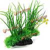 Аквариум аквариум искусственные пластиковые растения зеленой травой украшения