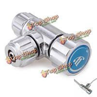 Wyin w00-01а micrometering клапан двойной путь СО2 регулятор