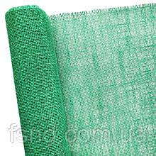 Мешковина в рулоне (50 см х 5 м) зеленая