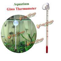 Аквариум аквариум стекло температура термометр измерение в