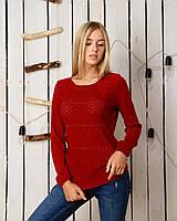 """Стильный свитерок """"Волна"""" в расцветках, фото 1"""