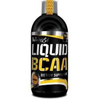 Аминокислоты LIQUID BCAA апельсин BioTech 1000 мл