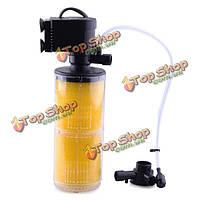 Boyu SP-1300?400l/ч 9W аквариум фильтр внутренний погружной фильтр
