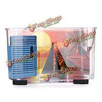 Аквариум угловой патрон воздушного фильтра для аквариума большие