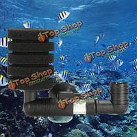 Губка разведение мальков креветок Аквариум аквариум фильтр