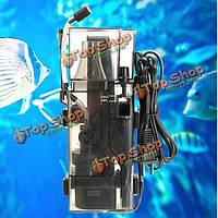 3.5w мини-аквариум фильтр белка скиммер насос с присосках соленой воды головке