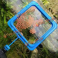 Аквариум аквариум еда подачи кормления кольцо