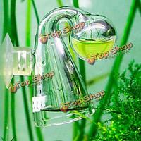 Водный тест СО2 Кит стеклянные капли Checker рН-монитор аквариум