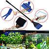 Аквариум аквариум щетка для очистки 5 в 1 рыбных запасов бак стекло набор уборка уборка