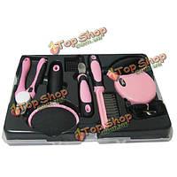 Уход за домашними животными набор инструментов с выдвижной поводка расческа кусачек, фото 1