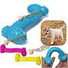 11см любимчика косточки собаки tpr резиновые укус упорный чистка зубов жевать игрушки