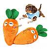 Собака щенок кошка растительное морковь звук голос плюшевые игрушки