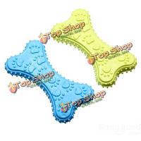 Молярные зубы резиновый бисквит в форме игрушки для домашних животных собаки кошки, фото 1