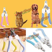 Собаки любимчика кота кролика Когтерез резак коготь уход Машинки для стрижки триммеры ножницы, фото 1