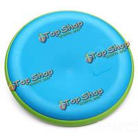 Двухцветная тренировки летающий диск фрисби игрушка для собак Домашние животные