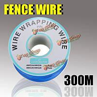 300м провода кабель для собак домашнее животное домашнее животное подземный электрический забор ударную подготовку
