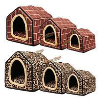 SML портативный домашнее животное собака кошка свинья кровать складная теплое гнездо коврик коврик для собаки кота щенок кровать крытый га