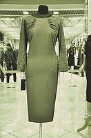 Платье для зимы, вечернее, деловое, пайетками,платья больших размеров