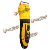 Электрические ножницы профессиональные шерсть домашних животных триммер животных холить машинки для стрижки собак резаки для волос 110-240