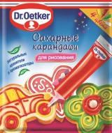 Сахарные карандаши Dr.Oetker, фото 1