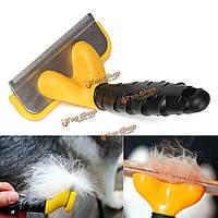 Погладить кота собаки волосы расческой волосы пролить кисть для больших собак кошек стрижка инструмент товары для животных