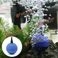 Аквариум аквариум воздушный пузырь камень шаровое аэратор диффузор