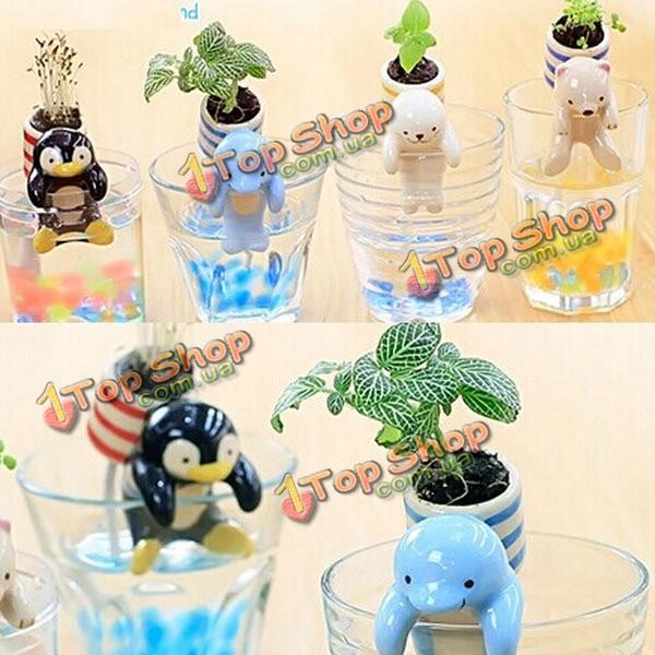 DIY Mini керамический море друзей трава растение в горшке обои декор - ➊TopShop ➠ Товары из Китая с бесплатной доставкой в Украину! в Киеве