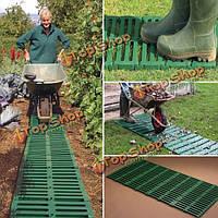 10ft сад пластик путь дорожка открытый двор фермы овощной портативный тропинка