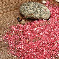 Поделки ручной работы модель здания материал губка трава дерево порошок темно-розовый смесь пыльцы