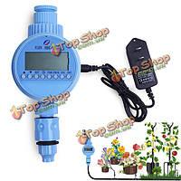 Автоматический переменного газораспределения экономии воды орошения контроллера садовый инструмент