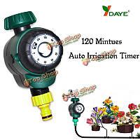 Сад daye 2 часа автоматический завод по производству таймеров полива механический ирригационный диспетчер
