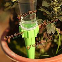 Контроллер автоматического полива горшечных растений капельный полив инструмент
