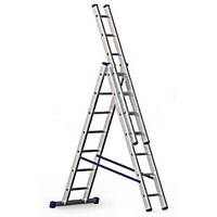 Лестницы и стремянки FORTE Универсальная лестница FORTE CE3х9