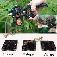 Железо лезвие для сада прививания машина фруктового дерева обрезки режущего инструмента сдвига