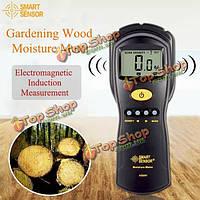 Умный индукции садоводства тестер влажности метр влажности древесины бумага древесины строительных материалов