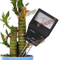 2в1 анализатор тестер почвы рН инструмент садовый инвентарь
