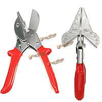 Multi Angle транкинговой трубки из легированной стали отделка резак садоводство сайдинг митры ножницы инструмент