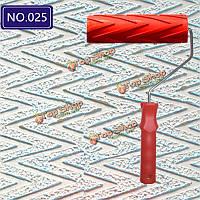 7-дюймов ручка инструмента улучшения Empaistic картины краски ролика художник домашний декор стен