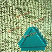 Резиновый треугольный скребок для покрытия стены искусства настенной живописи инструменты