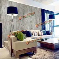 5 цветов ролл 10м дерево зерна обои дома Гостиная стенка ТВ фон стены дома декора