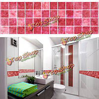 5м ванной плитка стены наклейки пвх кухни мозаика линия талии клейкая бумага стены