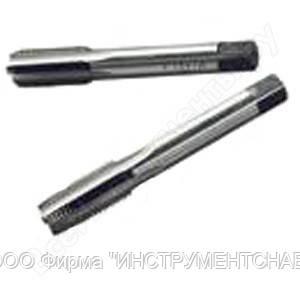 Метчик ручной М-18х1,0, к-т, У7А, (90/40 мм), мелкий шаг