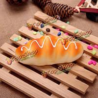 2шт whomug тригонометрический кремовый хлеб подпирает кухонный шкаф искусственная модель хлеба