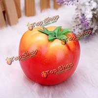 5шт пена помидор поддельные овощи помидор опора домашняя кухня украшение модель